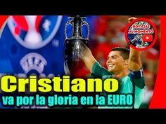 Cristiano va por la gloria en la EURO | Noticias al Momento - YouTube