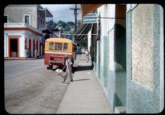 Street Cleaner. Yauco, Puerto Rico ~ (t13hman, via Flickr)
