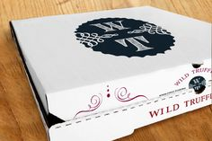 Identity and collateral design for an upscale, artisanal pizzeria & wine bar.