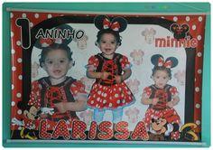 Tema Minnie Vermelha