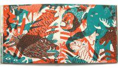 Re Tiger - illustration by JooHee Yoon