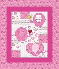 Pink Elephants, Pattern 8$