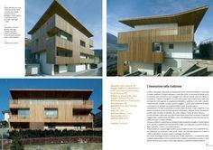 BFA | Legnoarchitettura n.3 – April 2011 Edicom Edizioni #architecture #mountains #design #interior #contemporary #modern