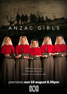 Ver ANZAC Girls online o descargar -