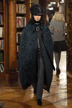 Chanel's Austrian Jaunt - Slideshow - Runway, Fashion Week, Fashion Shows, Reviews and Fashion Images - WWD.com