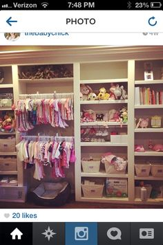 Cute twin nursery #2