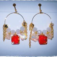 8b87e3f0555600 7 件のおすすめ画像(ボード「アクセ」) | Ear rings、Earrings、DIY ...