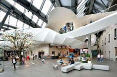 """Nestlé ouvre ses portes en Suisse avec """"nest"""" par Tinker imagineers - Journal du Design  http://www.journal-du-design.fr/design/nestle-ouvre-ses-portes-en-suisse-avec-nest-au-design-neerlandais-78857/"""