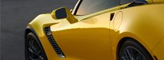 Heavy Hitter: 2015 Chevrolet Corvette Curb Weight Leaked - Photo Gallery of Car News from Car and Driver - Car Images Chevrolet Corvette Stingray, 2015 Corvette Z06, Corvette America, Chevy Vehicles, Yellow Car, Bmw, Car And Driver, Dream Cars, Super Cars