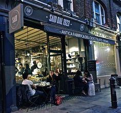London   SAID dal 1923