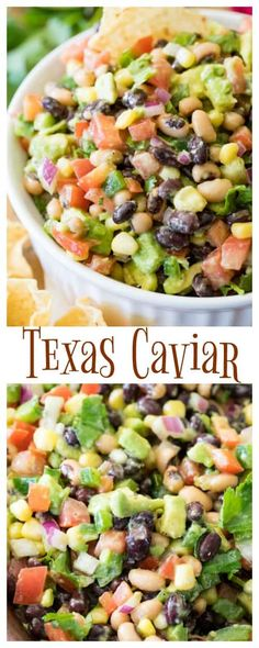 How to make TEXAS CAVIAR! So many people have asked me for this recipe so I'm finally sharing it!! #texascaviar #summersalad #dip #diprecipe #cookoutfood #partyfood #summerfood via @sugarspunrun