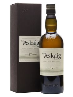 Port Askaig 17 Year Old Scotch Whisky : The Whisky Exchange