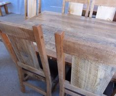 ... Old Barn Wood Boards, Rustic Tables, Farmhouse Bench, Shelves, Crafts