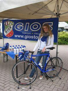 Miss juni 2010 op Italiaanse Racefietsen