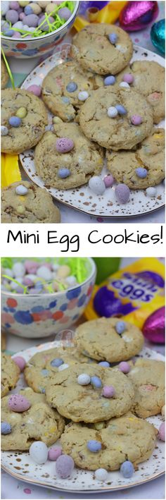 New baking with kids cupcakes birthday cakes ideas Mini Eggs Cookies, Cookies Cupcake, Chewy Sugar Cookies, No Bake Cookies, Baking Cookies, Baking Cupcakes, Easter Cookies, Christmas Cookies, Easy Cookie Recipes