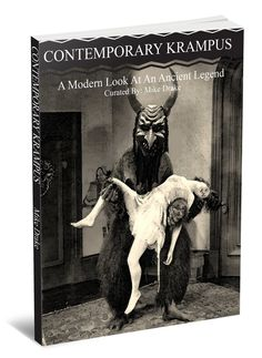 Contemporary Krampus by Mike Drake http://starrysbooks.blogspot.ro/2015/09/spotlight-contemporary-krampus-by-mike.html