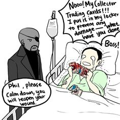 COULSON LIVES!
