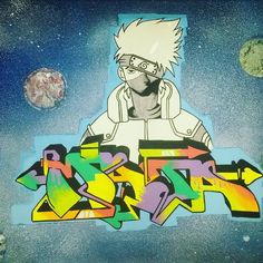 provocative-planet-pics-please.tumblr.com Birthday canvas #graffiti #berlin #berlinistbunt #trak #canvas #kakashi #naruto #bunt #galaxy #planets #schwarz #weiss #burner #sketch #maja by trakone_ https://www.instagram.com/p/BAsbDwCQ01x/