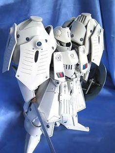 フェードラ重装型 MMさん作製 Five Star, Japanese Style, Gundam, Robot, Stars, Anime, Miniatures, Japan Style, Robotics