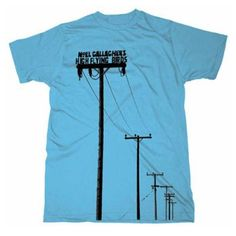 NGHFB (Logo Blue) T-Shirt. Buy NGHFB (Logo Blue) T-Shirt at the official Noel Gallagher online shop