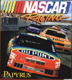 Actual Game NASCAR Racing 1 1-Click Install Windows 10, 8, 7, Vista, XP (Papyrus 1994) MY PROMISE My games are genuine, install in one step, look, sound and play in Windows 10, 8, 7, Vista and XP like