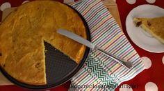 La pentola senza glutine: Torta di patate dolci o batata