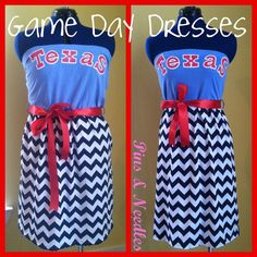 Game Day Dresses | Pins & Needles