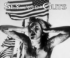 """Possible Collaboration on a new mag with Gene Suicide of """"Sex and Guts"""""""