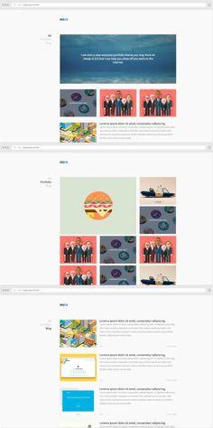 Mini. HTML/CSS Themes. $10.00