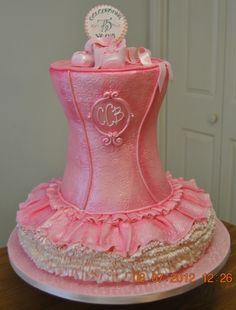 Ballet Cake by Sifted Bakery