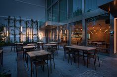 Galería de Bar & Gimnasio Balboa / helsinkizurich - 6