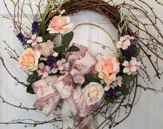 Valentine spring mini two-tone pink rose by allaroundtheyear