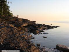 At Providence Bay Manitoulin Island, Rocky Shore, Lake Huron, Hiking Trails, Worlds Largest, Fresh Water, Writers, Lush, Fields