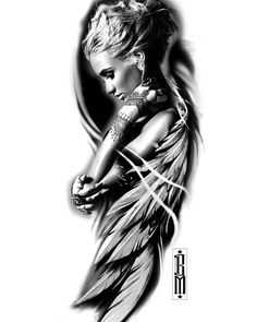 Image may contain: one or more people Image may contain: one or more people - Popular Tattoo Designs Tattoo Girls, Girl Face Tattoo, Girl Tattoos, Tattoos For Guys, Chicano Tattoos, Leg Tattoos, Sleeve Tattoos, Celtic Tattoos, Tattoos Skull