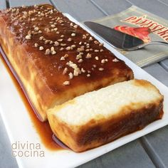 flan de cuajada y queso Sweet Recipes, Cake Recipes, Dessert Recipes, Delicious Deserts, Yummy Food, Cooking Time, Cooking Recipes, Spanish Desserts, French Desserts