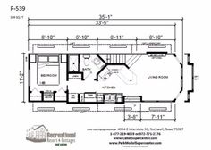 399-square-footer has everything you could want and the boldest interior décor