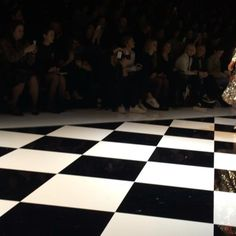 Pin for Later: Disney Fangirls Will Freak Over Dolce & Gabbana's Fall Runway Show The Collection Included the D&G Classics, Too Florals, sexy, sheer details, and square satchels.