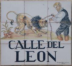 Diez calles de Madrid con nombres de animales y su historia
