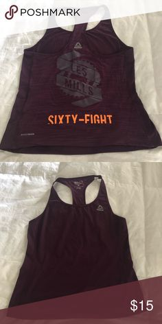 Shop Women's Reebok Purple Red size M Tank Tops at a discounted price at Poshmark. Description: Les Mills Reebok BodyCombat Tank Top Size M. Excellent used condition. Reebok, Les Mills, Athletic Tank Tops, Best Deals, Purple, Womens Fashion, Closet, Things To Sell, Style