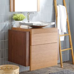 Bamboo Bath Vanities - Native Trails - Harmony Vanity - Renewal Series
