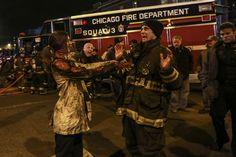 Caption this! #ChicagoFire