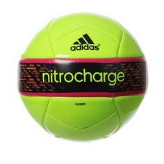562c0affe3a8e Lleva tu balón Nitrocharge Glide de Adidas a la cancha y prepárate para los  mejores partidos