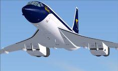 BOAC Concorde