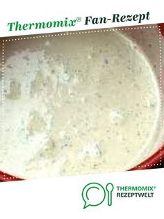 Joghurtdressing für Salate Yogurt dressing for salads by Thermomix-graz. A Thermomix ® recipe from the Sauces / Dips / Spreads category www.de, the Thermomix® Community. Salad Recipes Yogurt, Cooking Chef, Cooking Recipes, Quirky Cooking, Cooking Bacon, Marinade Sauce, Pampered Chef, Sauce Recipes, Carne