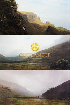 Outlander scenery