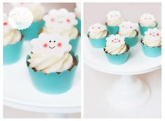 up up in the sky cupcakes made by Törtchenzeit