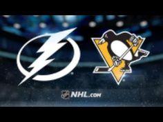 ☆KAB SPORT: ❄NHL🎥 Penguins 5-2 Lightning