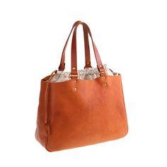 J.Crew - SLOW™ Bono leather tote bag