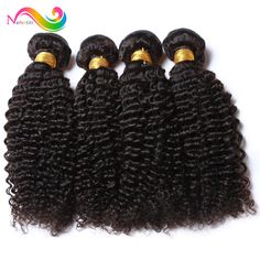 """Nefertiti Rosa Hair Products Top Virgin Indian Curly Hair 3 Bundles 8""""-30"""" Mixed Length 100% Unprocessed Human Hair Weave  //Price: $US $30.56 & FREE Shipping //     #fashion #women #wig #wigs #hair #blond #darkhair #beauty #style Rosa Hair, Real Hair Extensions, Womens Wigs, Wigs For Black Women, Beauty Style, Weave Hairstyles, Dark Hair, Hair Products, Blond"""