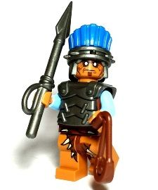LEGO Indian feather lot of 10 Clip Style minifigure Headdress minifig Accessory